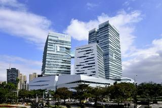 中国信托商业银行总部