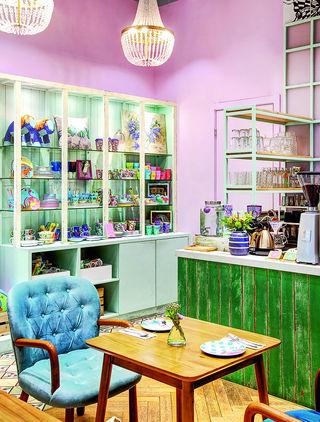 GINGER Shop & Cafe 丹麦大叔清迈梦