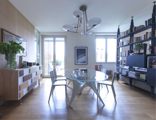 意大利家具大咖自己的家 | Molteni&C