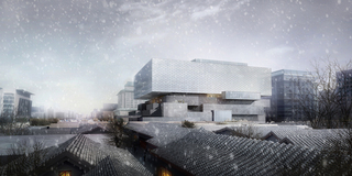 坐标王府井1号,这片黄金宝地会如何被建筑与艺术改变未来?
