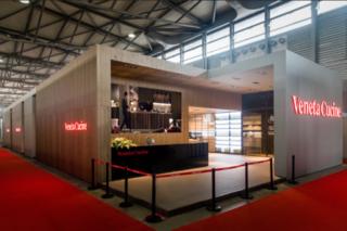 Veneta Cucine亮相第23届中国国际厨房、卫浴设施展览会