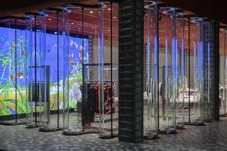 上海滩UCCA尤伦斯当代艺术中心新店隆重开幕——目皱褶式玻璃幕墙,活现艺术级设计