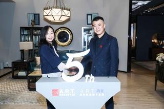最触手可及的居住渴望 引领上海展新风尚—— 美克家居A.R.T.带你走进大师莱特的有机空间