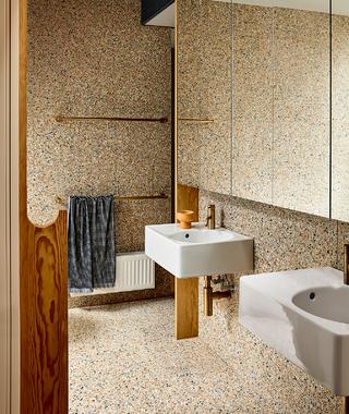 浴室多变风情