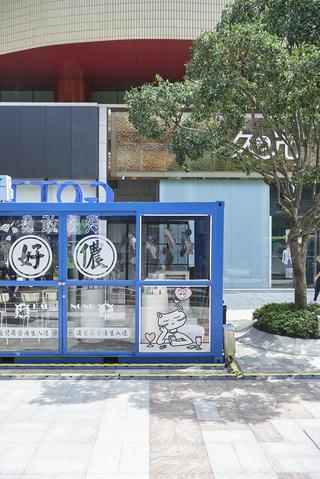 用整座城市打造无界的展览,看上海设计周全新打开方式
