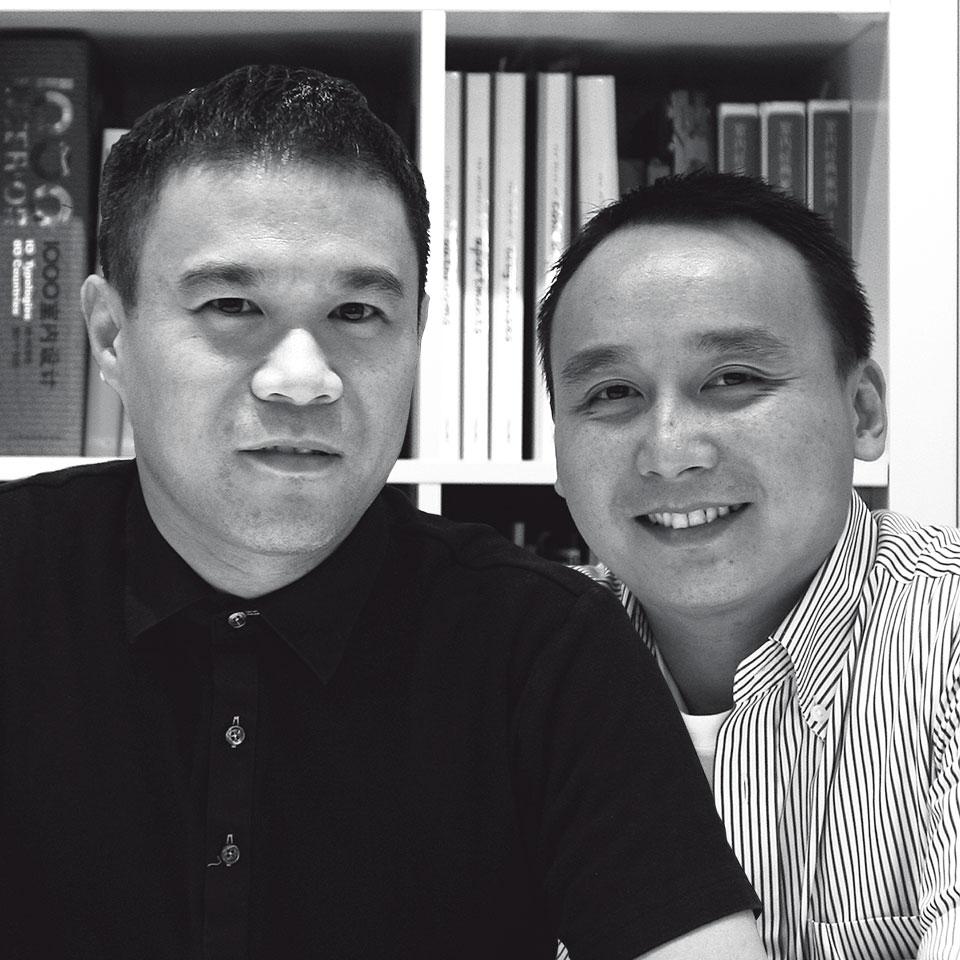 Philip Tang(左) Brian Ip(右)