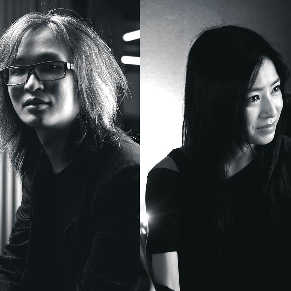 龙慧祺(左) 罗灵杰(右)