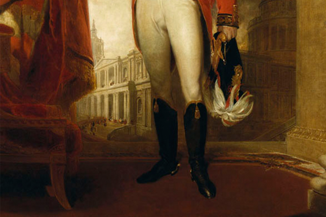 雨靴最开始是以打败拿破仑的惠灵顿公爵命名的
