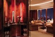 上海浦東香格里拉大酒店 Pudong Shangri-La, East Shanghai:952間客房分布于浦江畔兩棟風格迥異的大廈內...