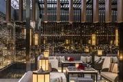 上海浦東四季酒店 Four Seasons Hotel Shanghai at Pudong:可供這間酒店施展的空間并不充裕,但以20世紀...