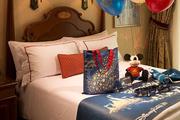 香港迪士尼乐园酒店 Hong Kong Disneyland Hotel:酒店毗邻香港迪士尼乐园,出入园区极为便利。维多利亚...