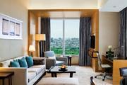 上海浦东嘉里大酒店 Kerry Hotel, Pudong Shanghai:酒店连通商业综合体,紧邻新国际博览中心、世纪公园...