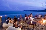 三亚金茂丽思卡尔顿酒店 The Ritz-Carlton Sanya, Yalong Bay:地处亚龙湾,设计灵感源于颐和园,兼具宫...