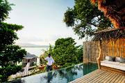 Koh Ouen和Koh Bong位于泰國灣,海灣另一側就是泰國著名的蘇梅島,風景瑰麗。但因為沒有垃圾處理系統,島...