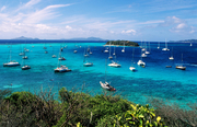 圣文森特岛以及格林纳丁斯群岛坐落在加勒比海的圣文森特岛和格林纳丁斯群岛自然少不了靓丽的沙滩,如果你...