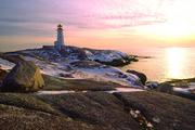 佩吉湾是世界上最美的渔村之一,一个经常出现在明信片上的地方。