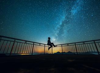 视觉丨星空拍摄指南