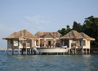 柬埔寨的纯净海岛