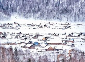 2017-2018年度新疆冬春旅游主题活动之喀纳斯 邀您一起过个原始年