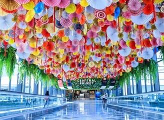 """春節泰國尚泰普吉推 """"珍珠巴扎""""活動  珍珠皇冠亮相現場"""