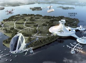 """杭州""""疫后""""又一重大文旅項目復工 杭州紅樹林升級未來城市度假村"""