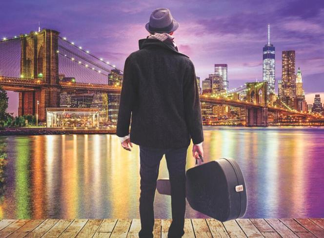全新IMAX巨幕影片《美国音乐之旅》全球首映