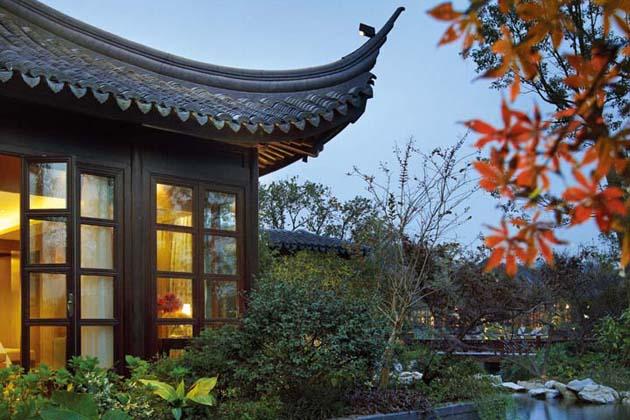 2016全球酒店金榜之中国最佳山水酒店