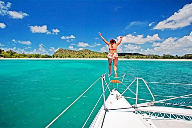 盘点全球最佳海岛 今年夏天你准备去哪里看海?