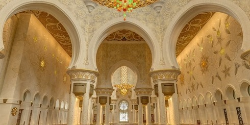 阿拉伯藝術地標