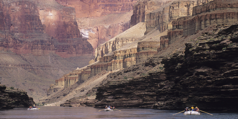 逐浪前行,全景探秘美國大峽谷