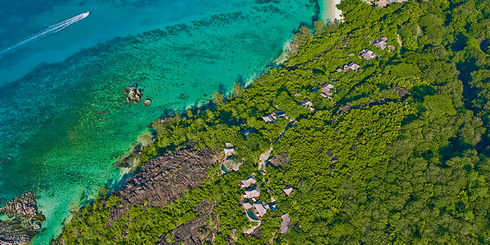 康斯坦斯艾菲莉亞度假村,獨享塞舌爾的靜謐