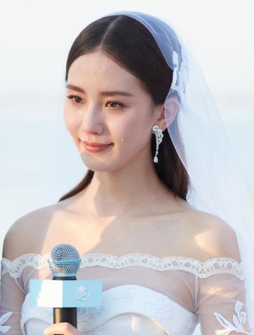 刘诗诗结婚旗袍装发型编发步骤