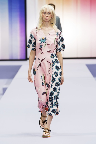 paul smith 2018年春夏系列 巴黎时装周