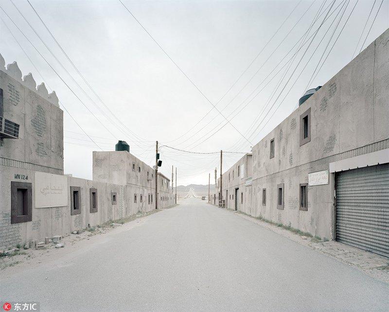摄影师混搭全球25座城市诠释多元世界