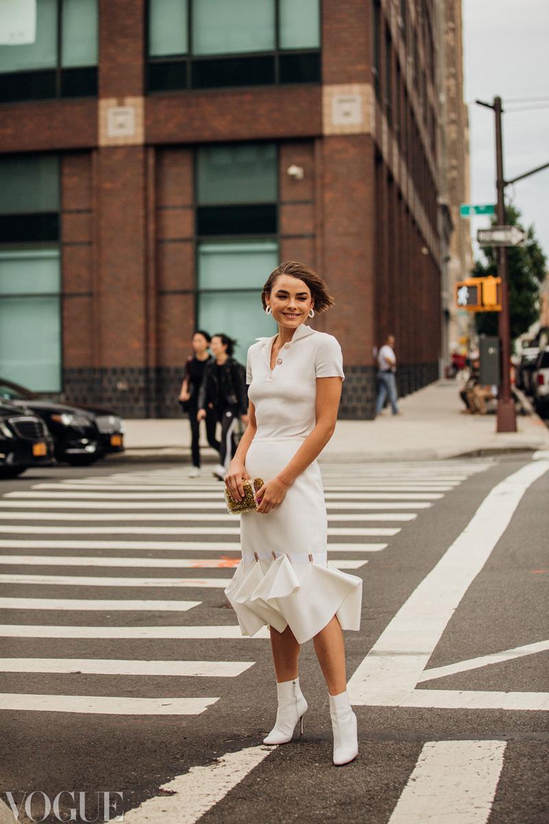 2019纽约春夏时装周街拍DAY3
