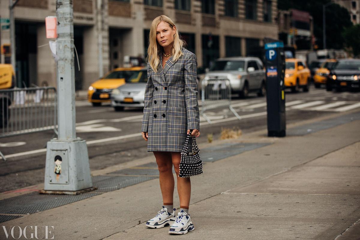 2019紐約春夏時裝周街拍DAY3