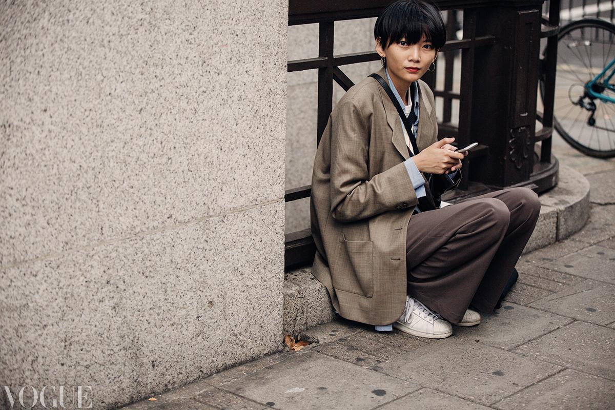 2019倫敦春夏時裝周街拍DAY4