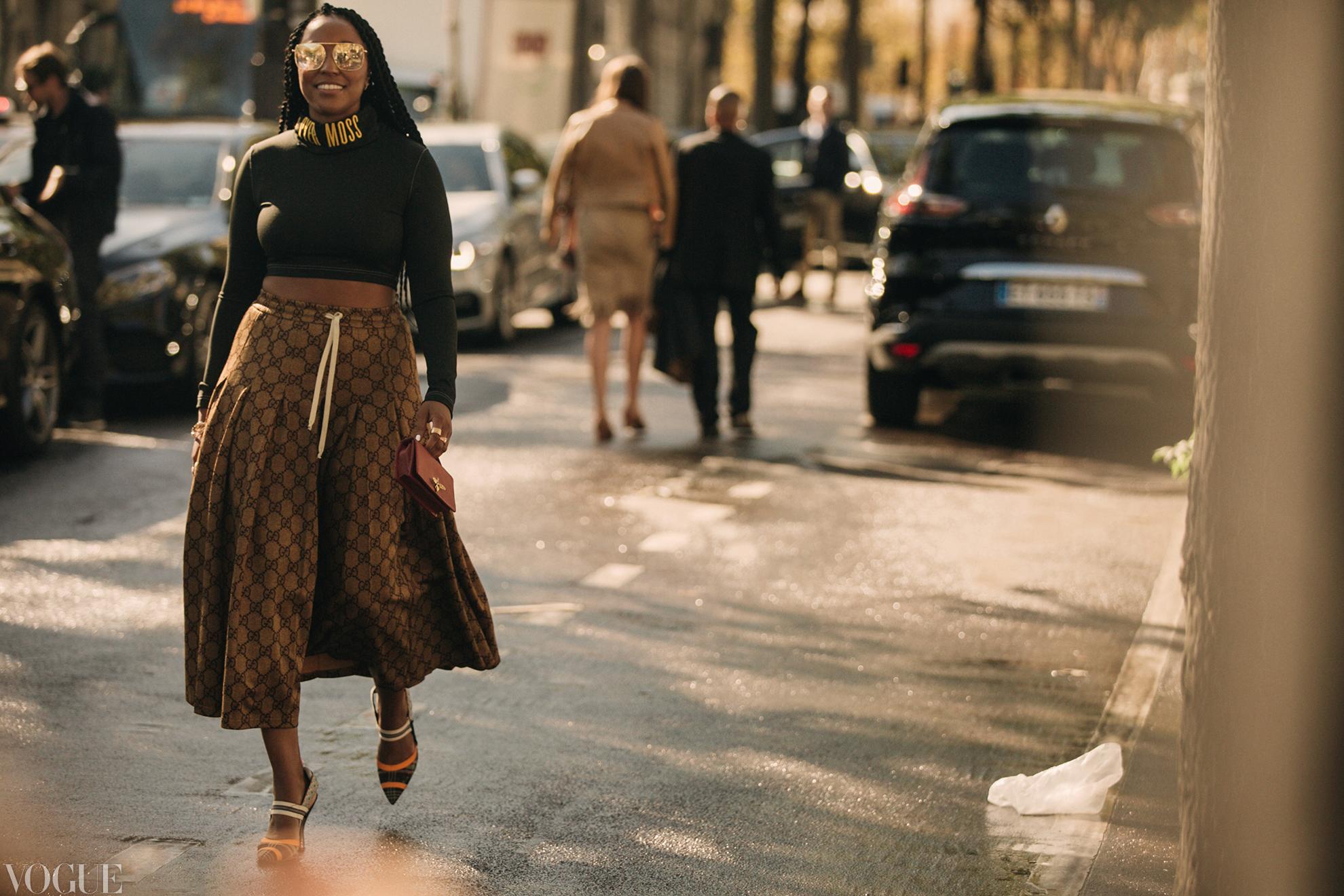 2019巴黎春夏时装周街拍DAY3