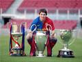 世界球员身价榜单 梅西力压C罗蝉联榜首