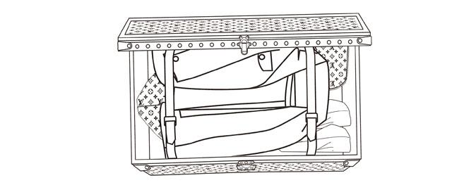 如何艺术地打包行李:长途篇