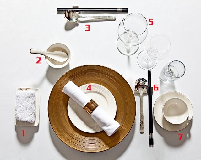 中餐宴会也需要讲究的礼仪图片
