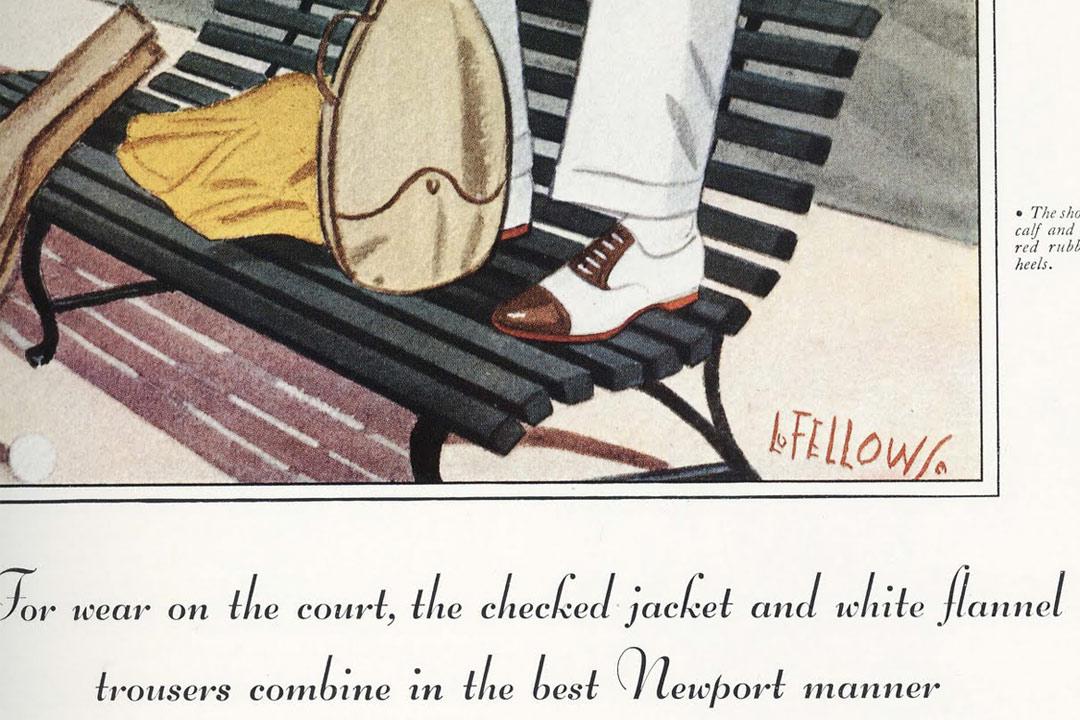 严肃和华丽碰撞出的浮华皮鞋