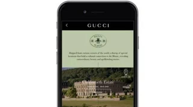 Gucci 2018早春Look Book公开,将于秋季推出旅行App
