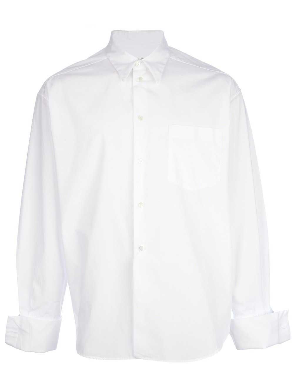每日穿搭|硝烟与战火中的白衬衫