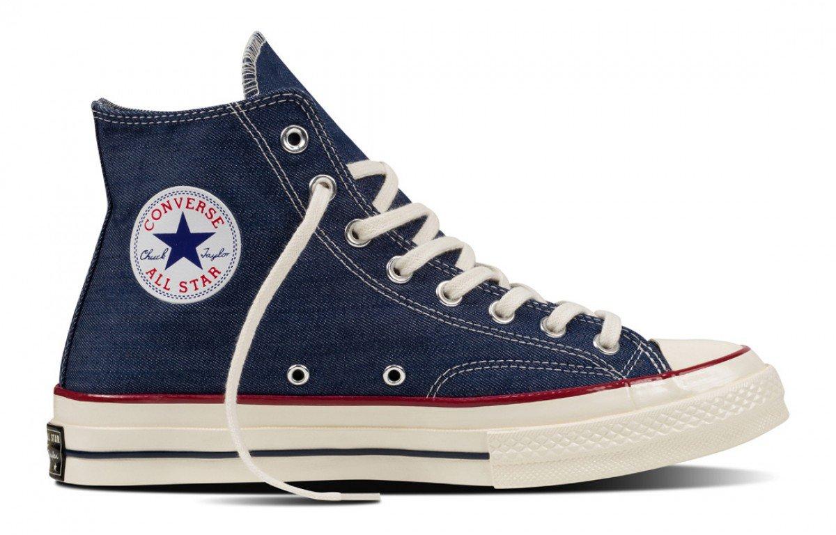 All Stars又发新鞋了 它是如何成为匡威标志鞋款的?
