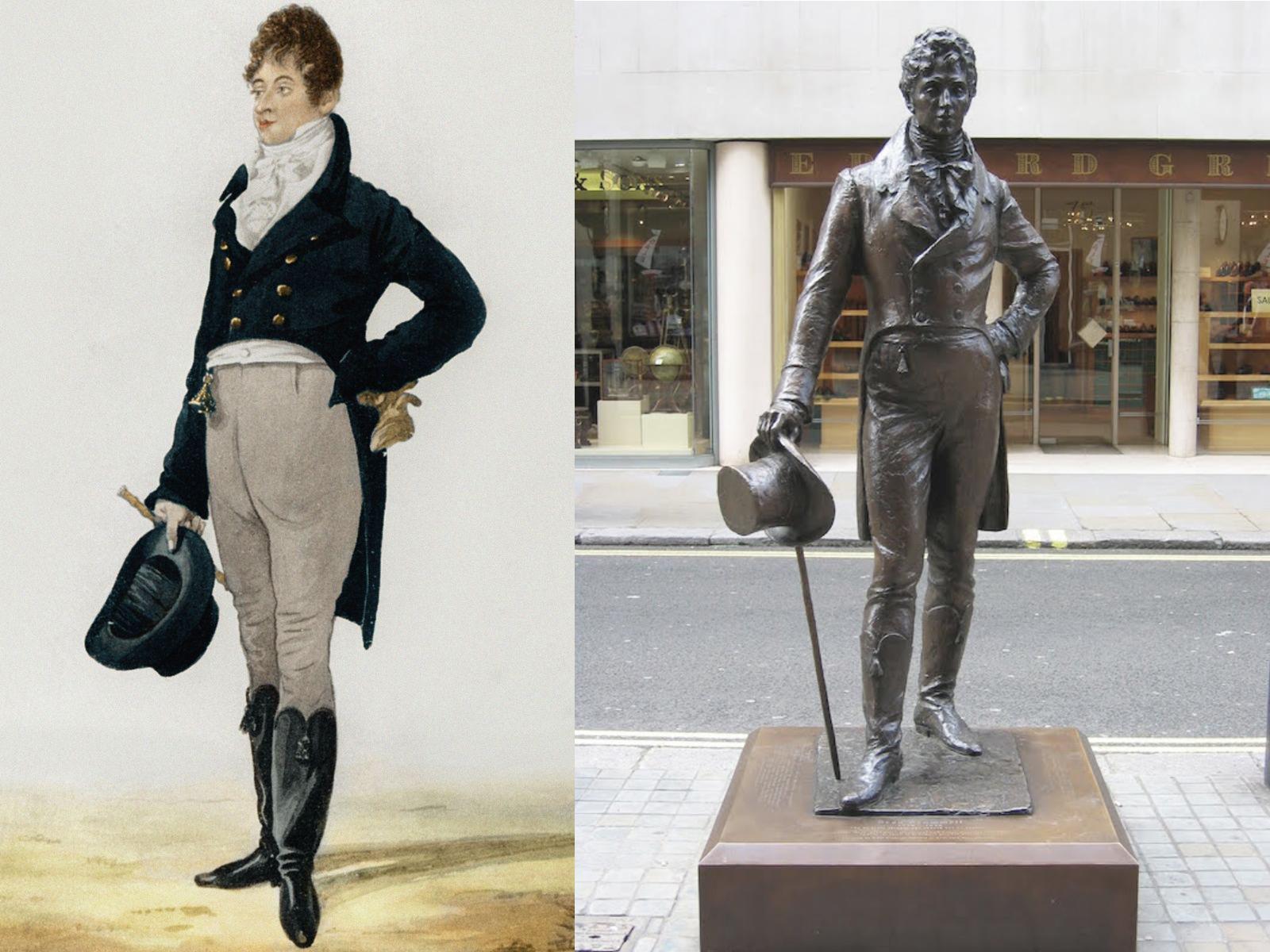 一次次颠覆男装时尚的因素 竟然是穷