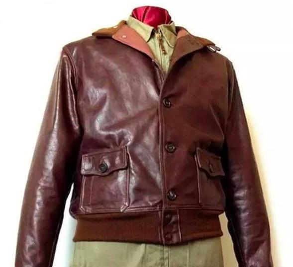 每日穿搭|能说出历史的飞行员夹克更值得穿