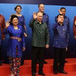 APEC峰会上领导人穿过的华服