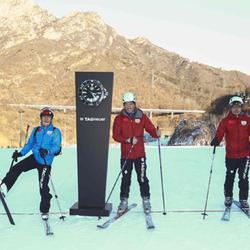 泰格豪雅成为瑞士冰川巡逻滑雪登山赛官方计时