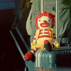 """麦当劳""""你就是我的新年"""" 再暖人心"""